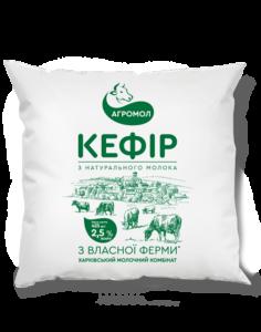 Agromol_Kefir_2,5%_425_Paket