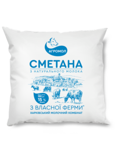 Agromol_Smetana_15%_380_Paket